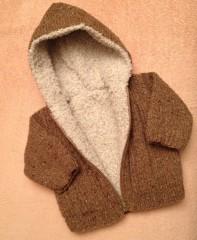 Blouson capuche 6 mois pour petit-fils Marlène.jpg